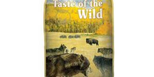 Taste of the Wild Dog Food Review, Information, and Recalls
