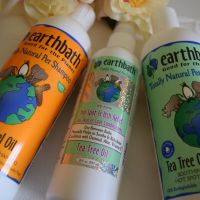 Earthbath Natural Pet Grooming Products