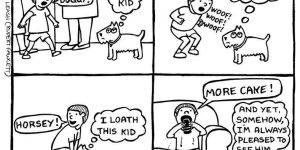 Ah... Kids and Dogs