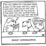 Doggy Horoscope? Why not!