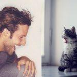 Handsome Men & Cute Kittens