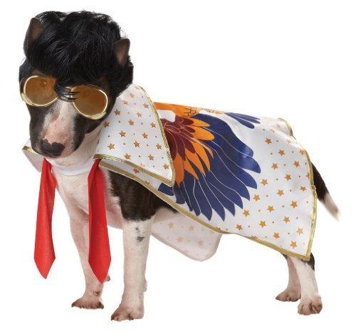 Dog Costume Elvis