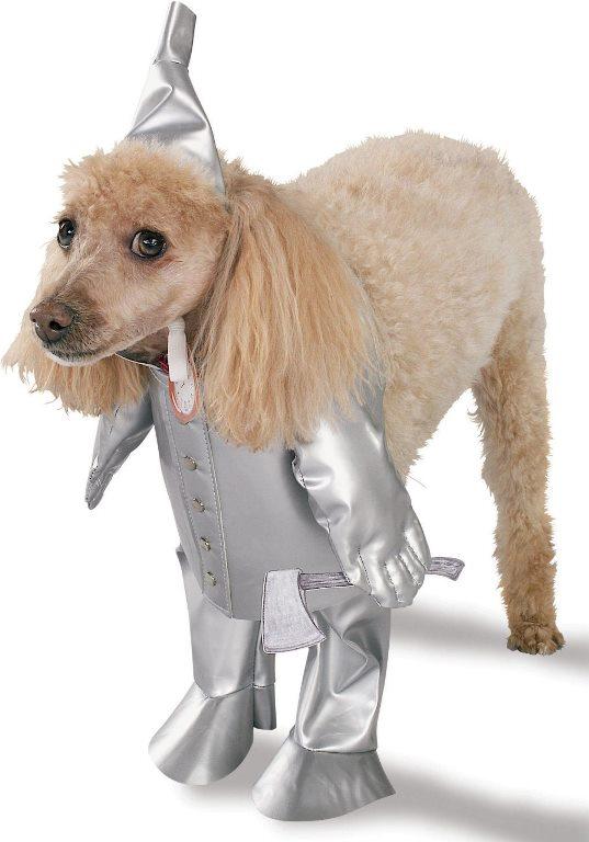 Rubies Costume Wizard of Oz Tin Man Pet Costume