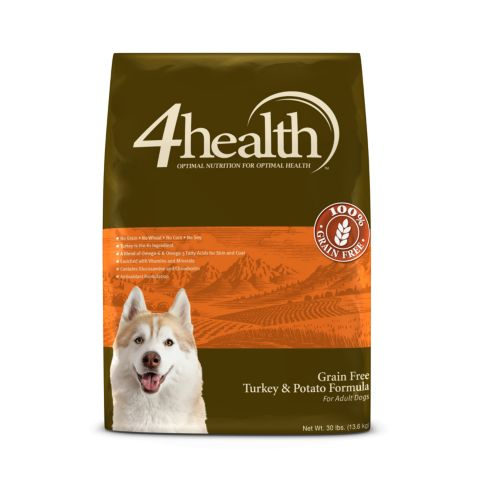 4health dog food