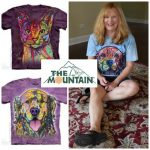 The Russo Rescue Collection #MountainArtwear T shirts Plus Giveaway