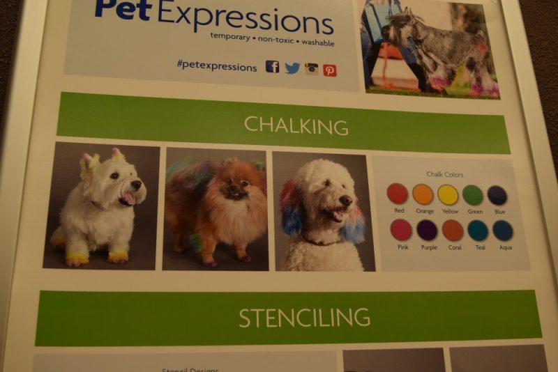petsmart grooming chalking