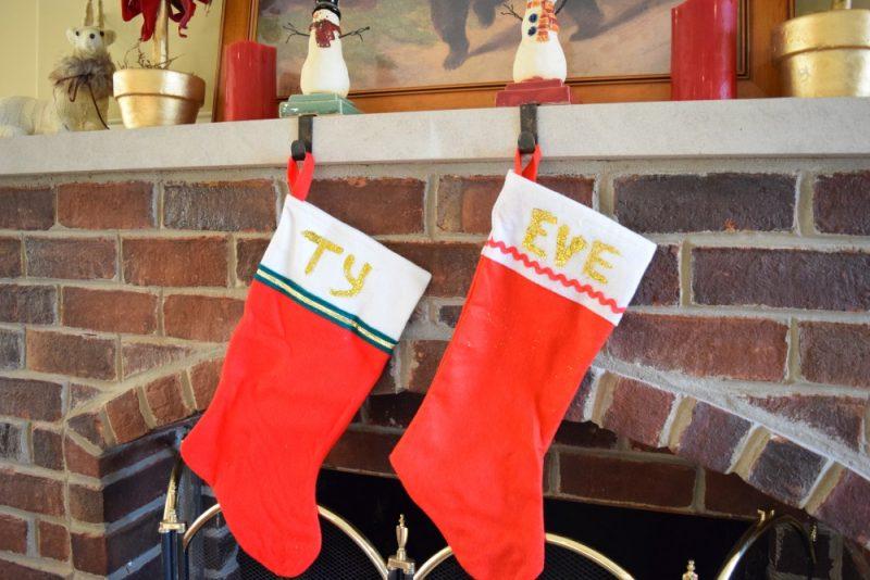 corgi stockings