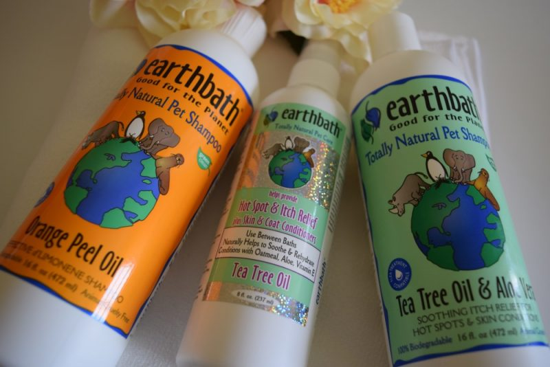 Earthbath products