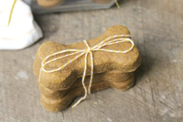 DIY Whole Grain Dog Treats